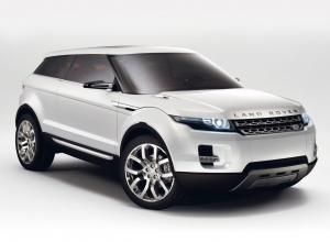 Land Rover LRX, small