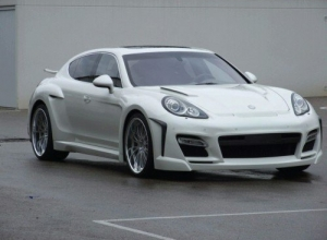 Fab Design Porsche Panamera Turbo, small