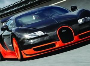 Bugatti Veyron 16.4 Super Sport, small