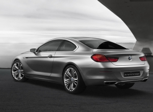 BMW Concept 6 Series Coupe, small