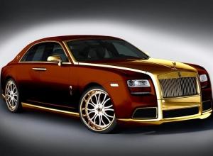 Fenice Milano Rolls-Royce Ghost - «Diva», small