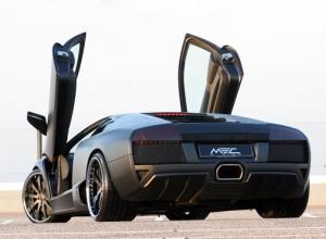 MEC Design Group Lamborghini Murcielago LP640, small