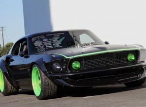 Ford Mustang RTR-X, small