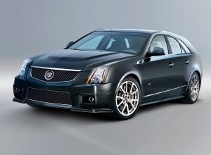 Lingenfelter Cadillac CTS-V Coupe, small