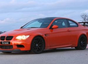 G-Power BMW M3 GTS, small