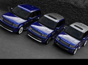 Project Kahn Range Rover Sport, small
