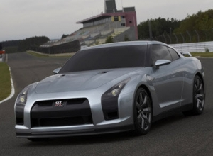 Nissan GT-R 2010, small