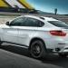 «Бюджетный» BMW X6 M, small