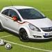 Футбольный Opel Corsa, small