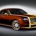 Золотой тюнинг-кит для Rolls-Royce Ghost, small
