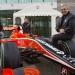 Marussia Virgin Racing – первая российская команда, small