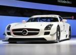 Трековый Mercedes-Benz SLS AMG GT3, small