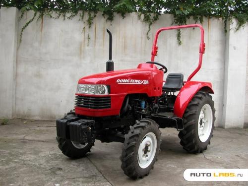 Крот  трактора