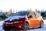 Honda Civic Type R 202 л.с. до 100км/ч. 6.6 сек.