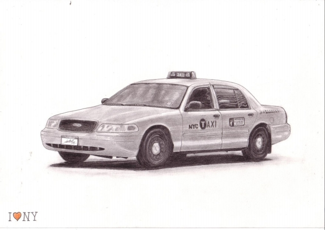 Ford Crown Victoria Stretch