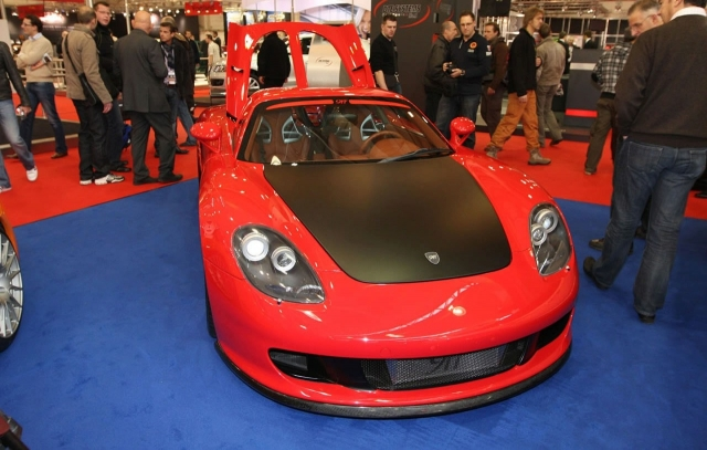 9FF Carrera GTT-900