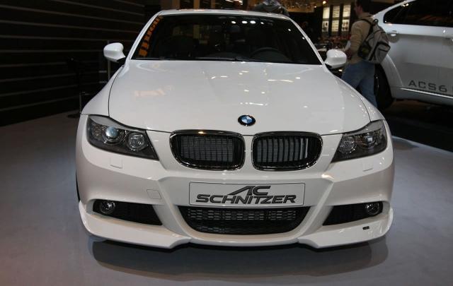 BMW M3 by AC Schnitzer