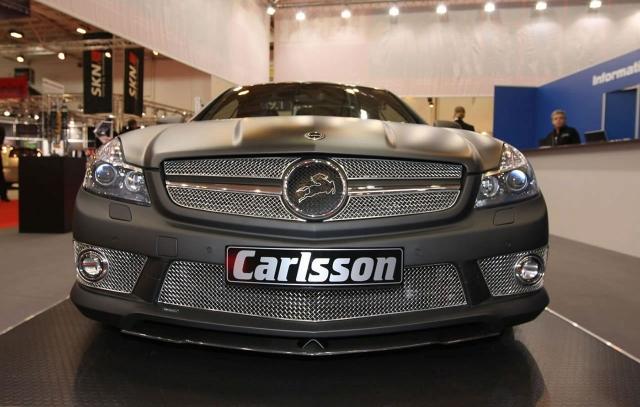 Carlsson CK63 based on Mercedes C63 AMG