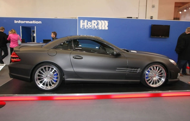 Carlsson CK63 based on Mercedes C63 AMG
