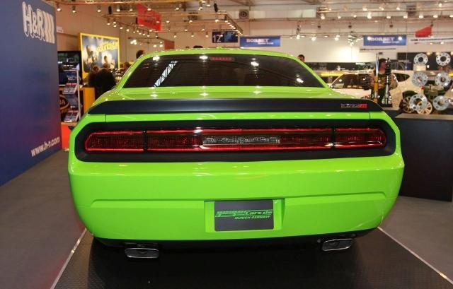 Geigercars.de Dodge Challenger SRT8