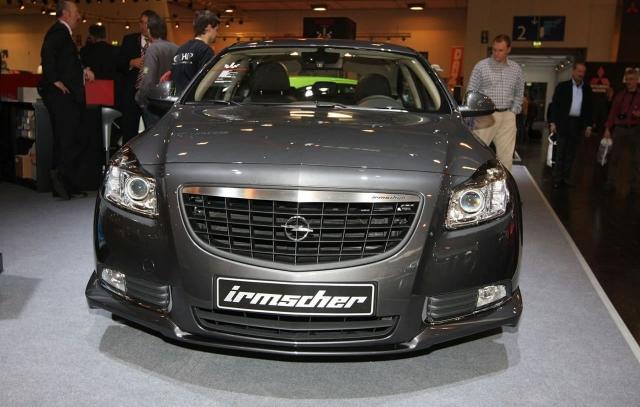 Opel Insginia by Irmscher