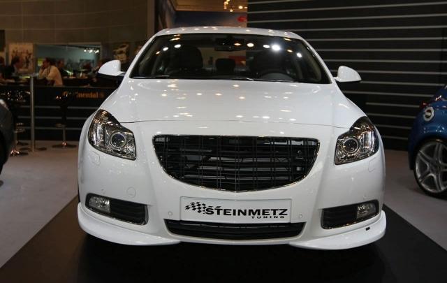 Opel Insginia by Steinmetz