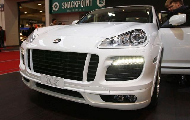 Porsche Cayenne by Techart