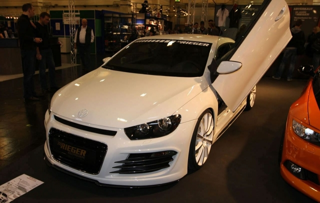 Rieger VW Scirocco