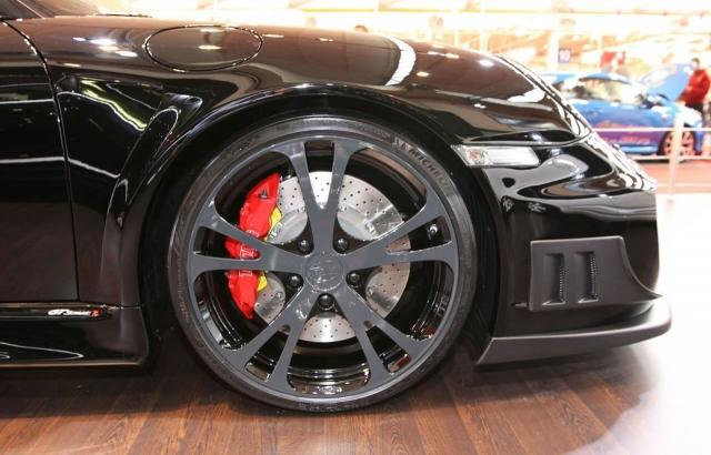 Techart GTSreet-R based on Porsche 911 turbo