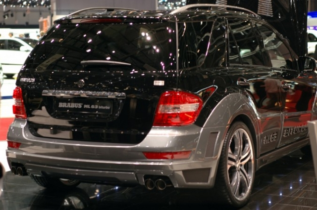 BRABUS Mercedes-Benz ML