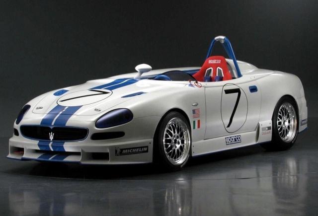 Maserati 320S