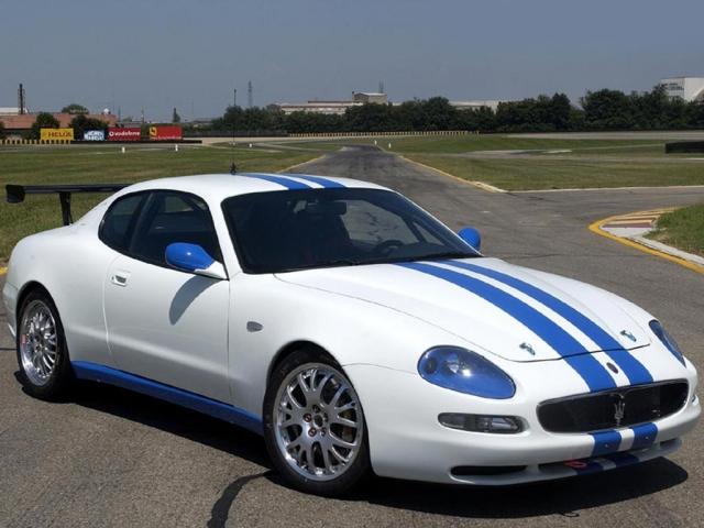 Maserati Coupe Trofeo