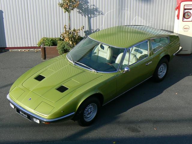 Maserati Indy Coupe
