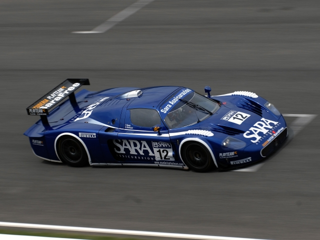 Maserati MC12 Racing