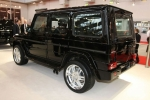 Brabus GV 12 based on Mercedes g class, small