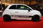Hamann Sportiv based on Fiat 500, small