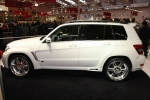 Mercedes GLK based Brabus Widestar, small