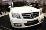 Mercedes GLK based Brabus Widestar, small