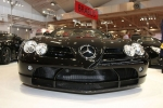 Mercedes McLaren SLR Roadster by Brabus, small