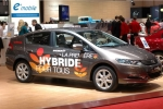 E'MOBILE Honda insight, small