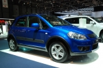 SUZUKI SX4 100th anniversary, small