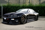 Nissan Skyline GT-R by Active-Design, small