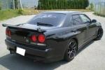 также седан переделанный под GTR на базе ENR34, small