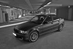 BMW e46 матовый седан, small