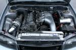 двигатель с большой турбиной, small